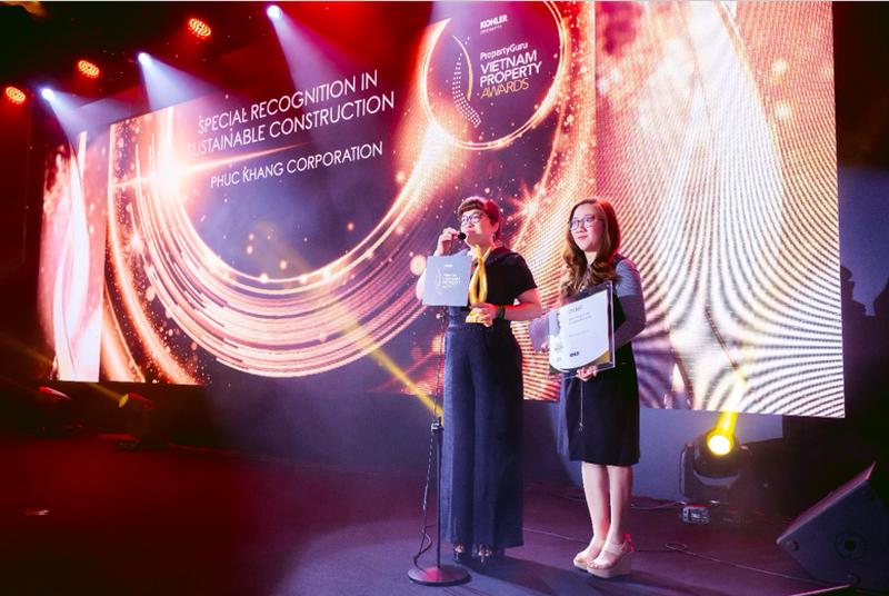 Phúc Khang được vinh danh tại giải thưởng BĐS Việt Nam PropertyGuru Vietnam Property Awards 2020 3