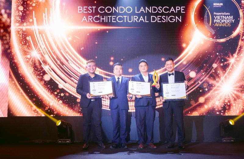 Phúc Khang được vinh danh tại giải thưởng BĐS Việt Nam PropertyGuru Vietnam Property Awards 2020 4