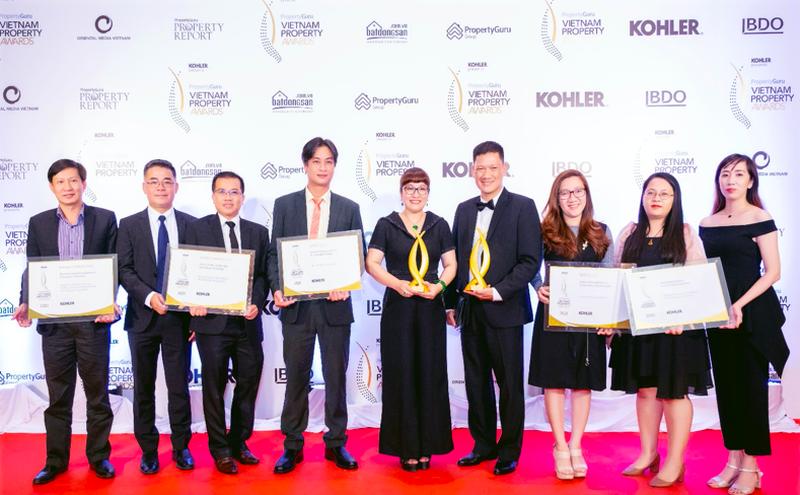 Phúc Khang được vinh danh tại giải thưởng BĐS Việt Nam PropertyGuru Vietnam Property Awards 2020 1