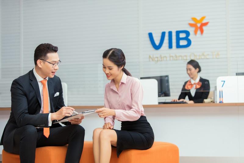 VIBtrong 10 tháng đã hoàn thành kế hoạch lợi nhuận cả năm với hơn 4.570 tỷ đồng. Ảnh: baodautu.vn