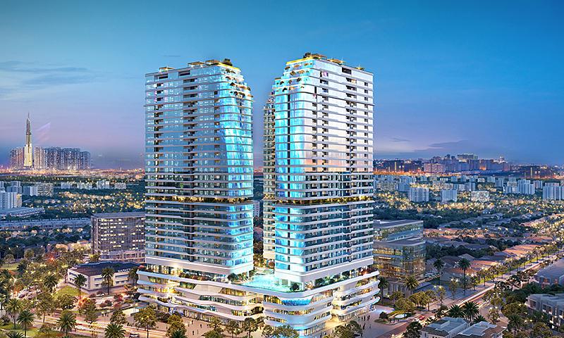 Trong ngày mở bán 23/1, chủ đầu tư BCG Land (thuộc Bamboo Capital Group) công bố giá bán của dự án King Crown Infinity trên dưới 95 triệu đồng/m2 (chưa bao gồm VAT). Ảnh: Internet