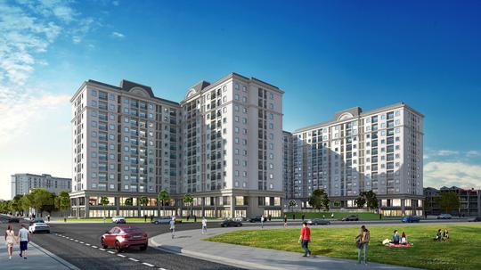 """Một dự án đô thị của FLC tại Nam Từ Liêm """"cháy hàng"""" căn hộ chung cư cao cấp 2"""