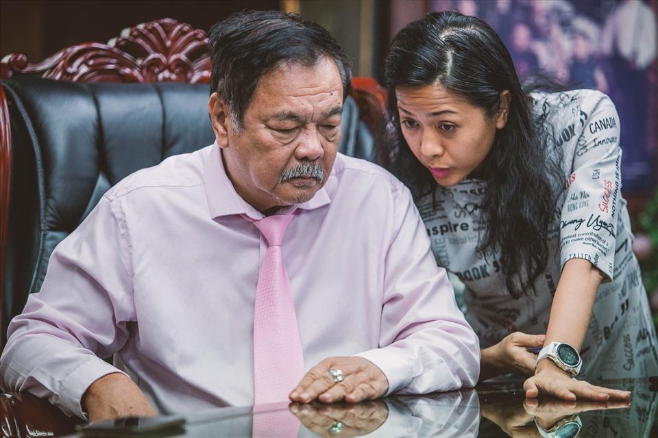 Bộ Công an khởi tố vụ án liên quan đơn tố cáo bà Trần Phương Uyên. Ảnh: Lao Động