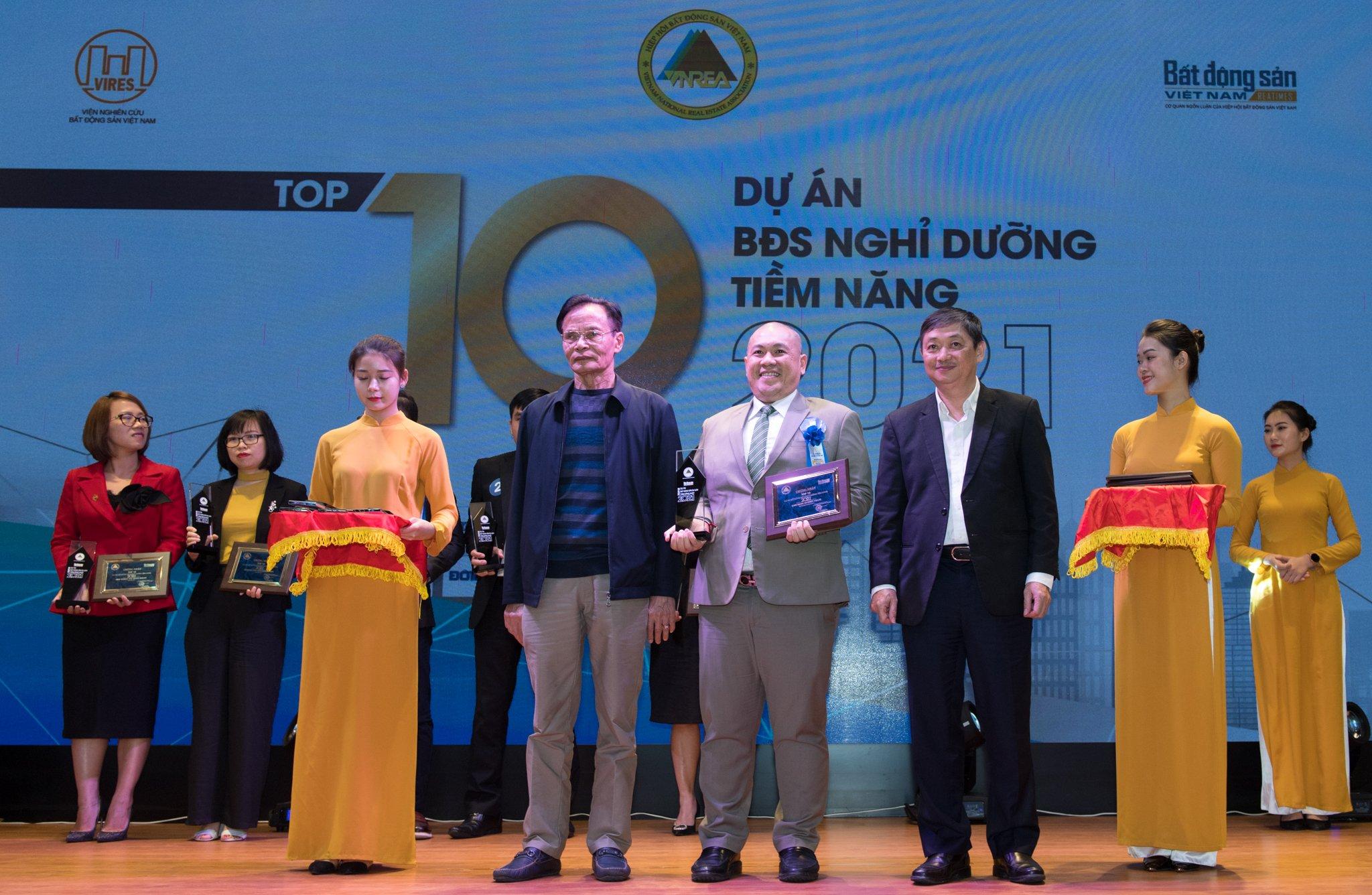 Hưng Thịnh Land khẳng định vị thế trong Top 10 nhà phát triển Bất Động Sản hàng đầu Việt Nam 2020 3