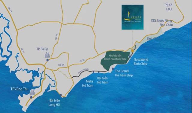 Mở rộng đường ven biển Vũng Tàu - Bình Châu lên 6 làn xe, tổng vốn đầu tư 7.150 tỷ đồng 3
