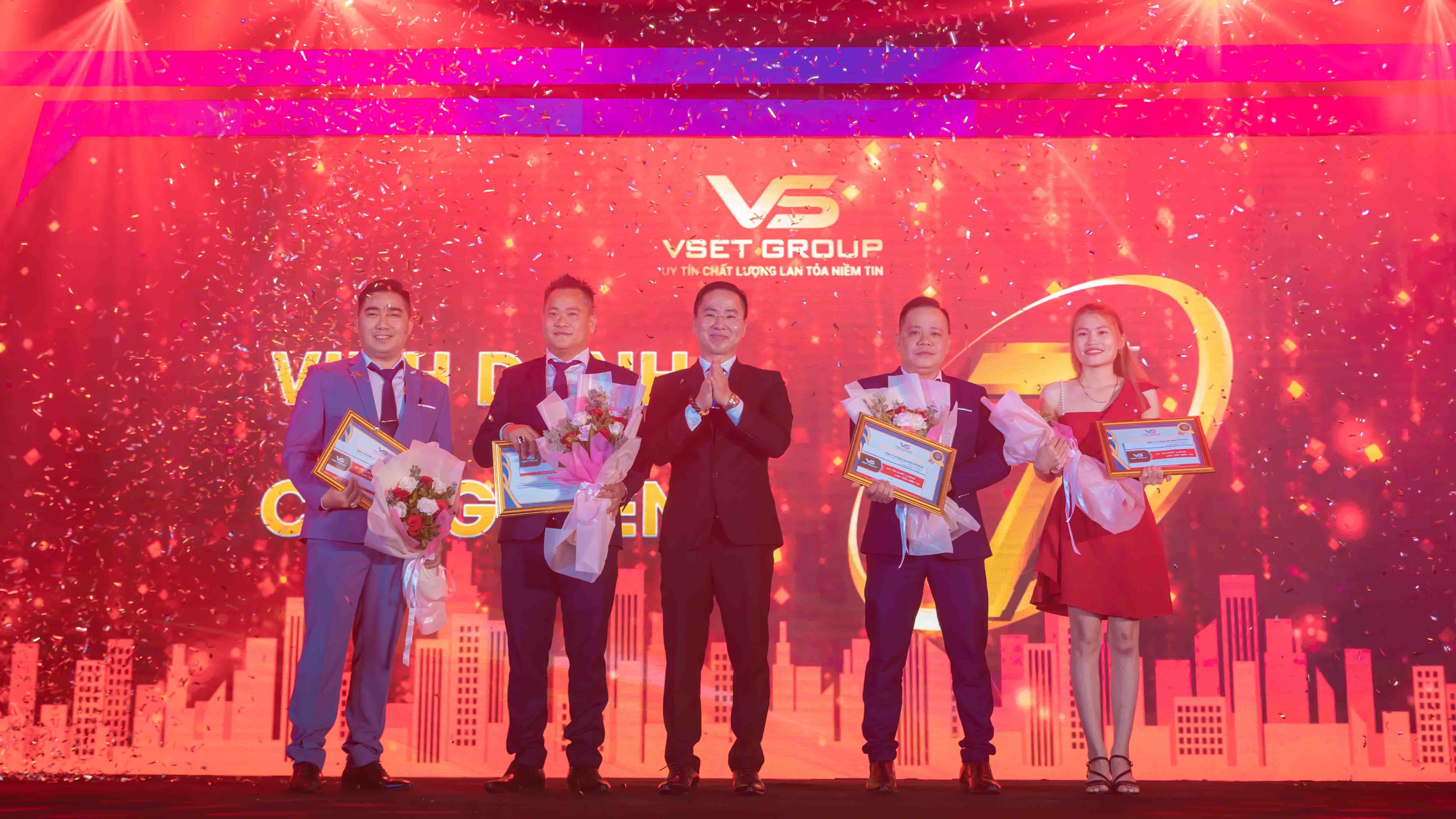 VsetGroup đặt kế hoạch tổng doanh thu năm 2025 đạt 5.000 tỷ đồng 9