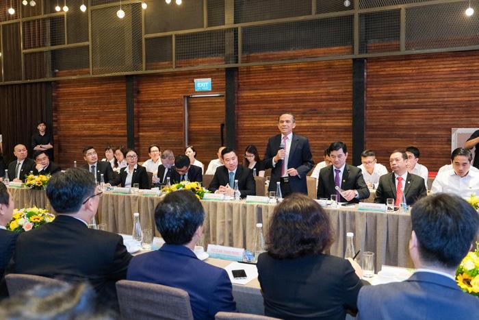 Tập đoàn Hưng Thịnh và Đại học Quốc Gia TP.HCM ký kết hợp tác chiến lược 5