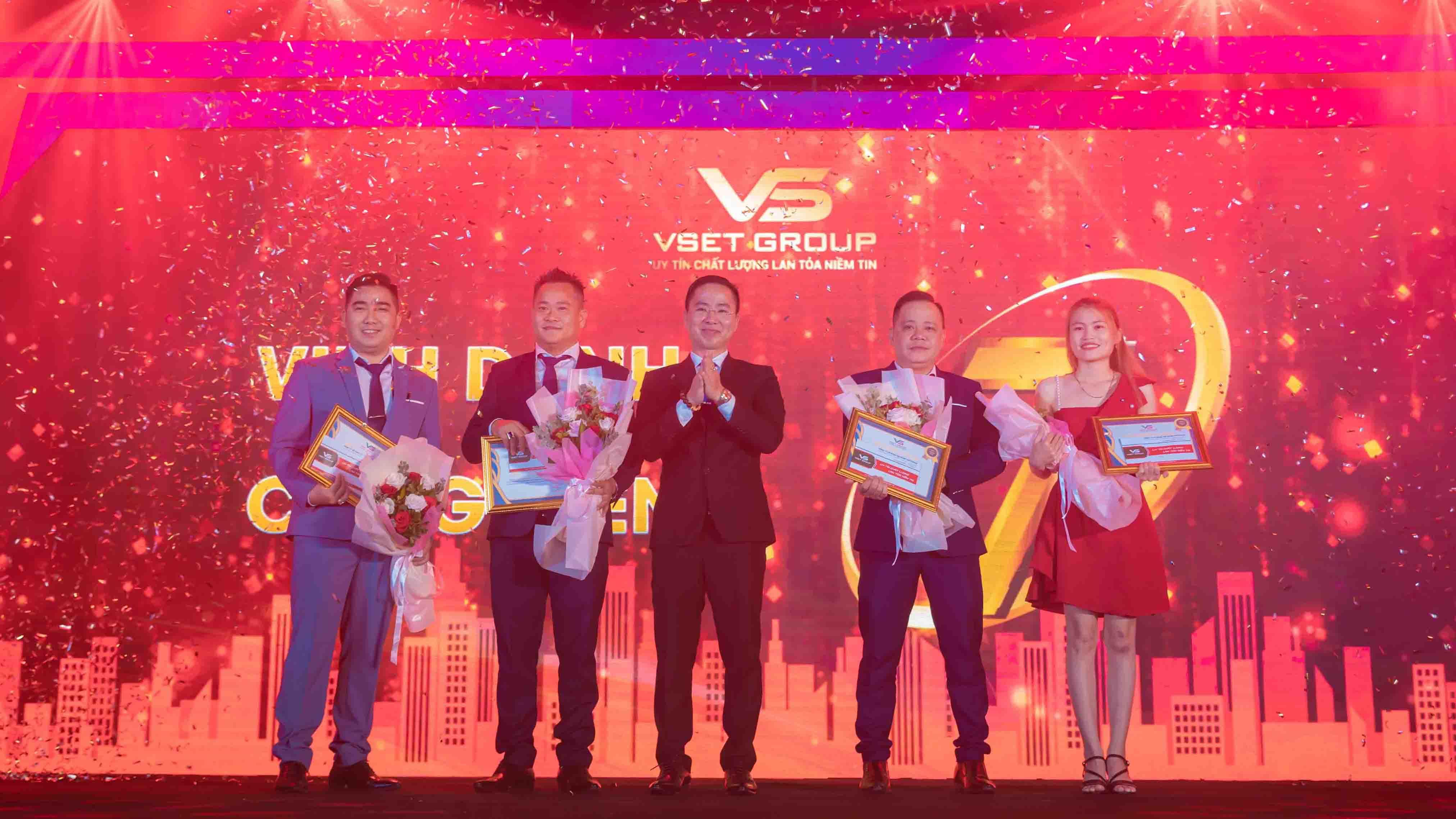 VsetGroup đặt kế hoạch tổng doanh thu năm 2025 đạt 5.000 tỷ đồng 7