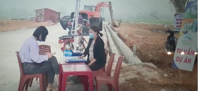 """Thanh Hoá """"sục sôi"""" trong cơn sốt đất, người người nhà nhà đi làm môi giới 2"""