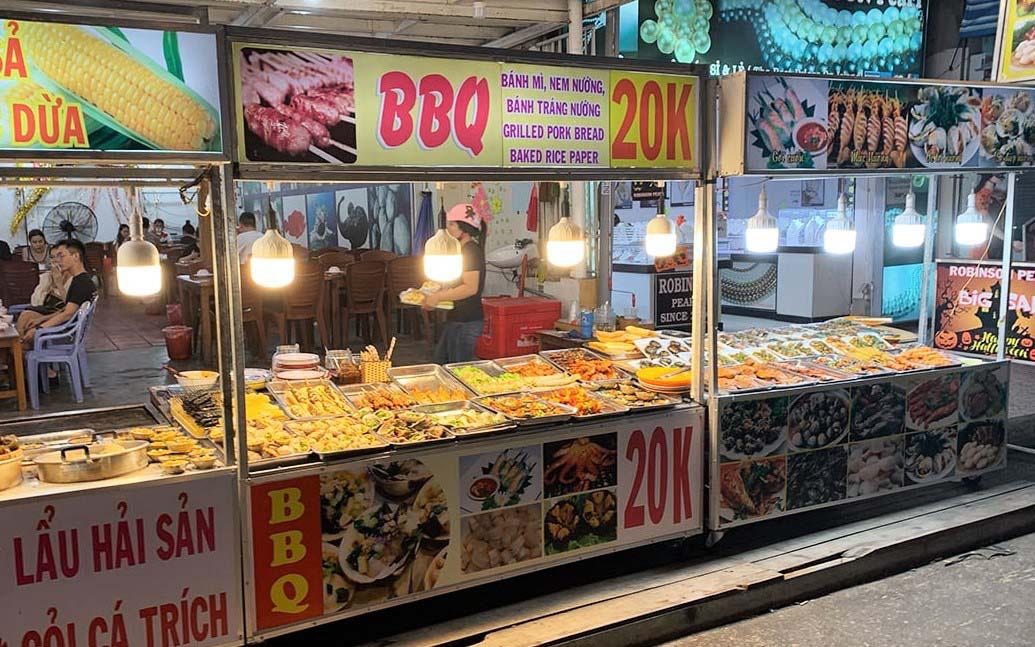 """Du lịch Phú Quốc: Ẩm thực """"chén"""" đặc trưng chỉ có ở chợ đêm 4"""