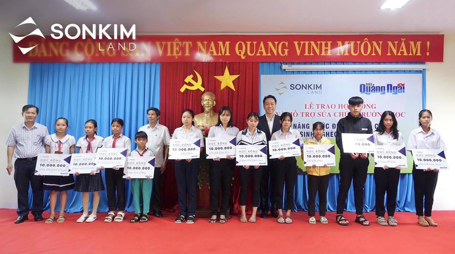 Hoài Phương, Minh Dự, Stefan Nguyễn giúp người nghèo đổi đời 4