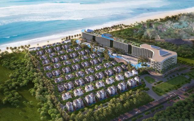 Quảng Nam có thêm dự án nghỉ dưỡng 5 sao Grand Mercure Hoi An 1
