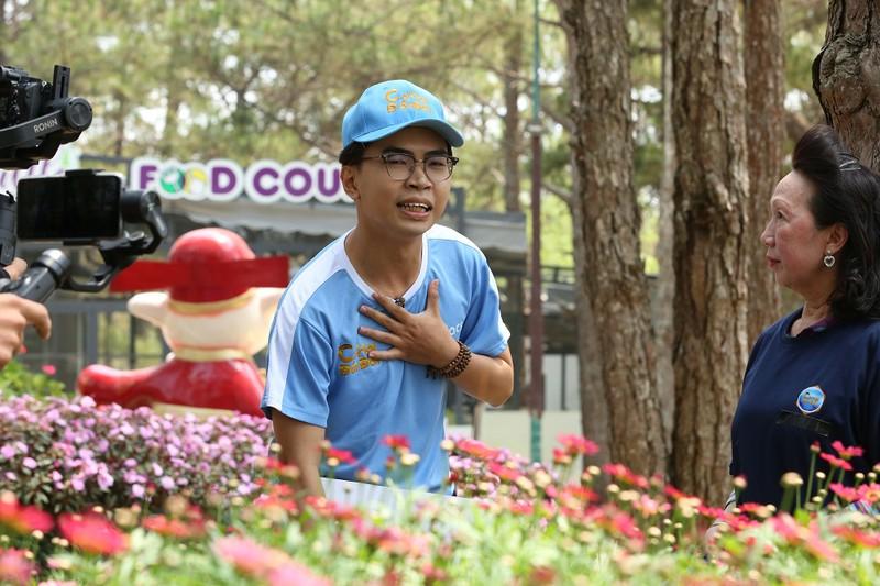Hoài Phương, Minh Dự, Stefan Nguyễn giúp người nghèo đổi đời 5