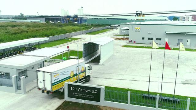 Với tổng vốn đầu tư 200 tỷ đồng, nhà máy ấp trứng gia cầm công nghệ cao Bel Gà có tổng diện tích 15.000m2