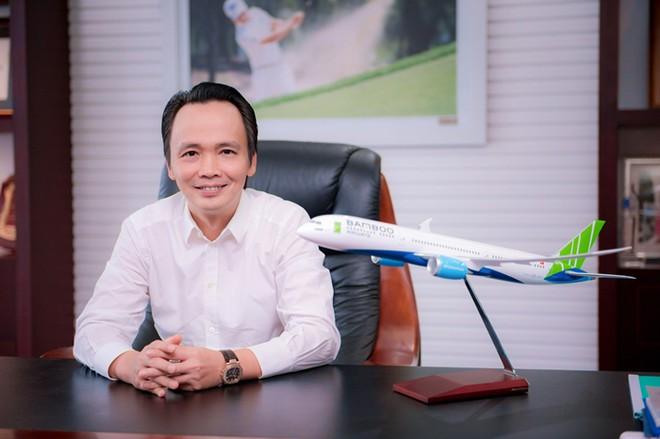 Chủ tịch Bamboo Airways tuyên bố tặng thẻ Diamond, First cho 4.000 bạn bè trên Facebook 12