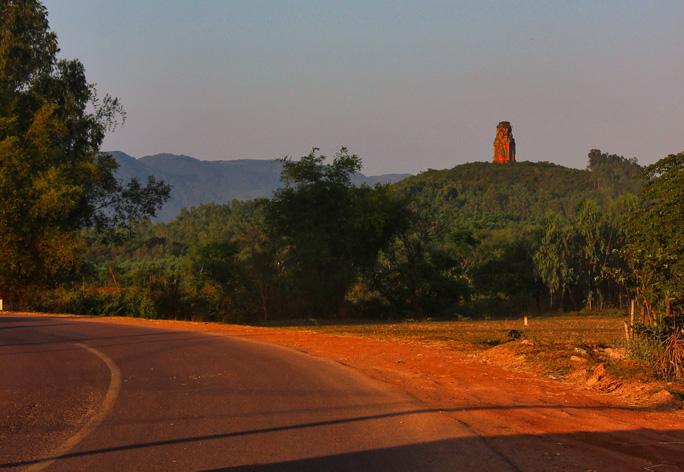Mê hoặc tháp Chăm Bình Định 2