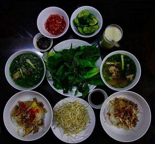 Phá cách cùng mắm Việt 10