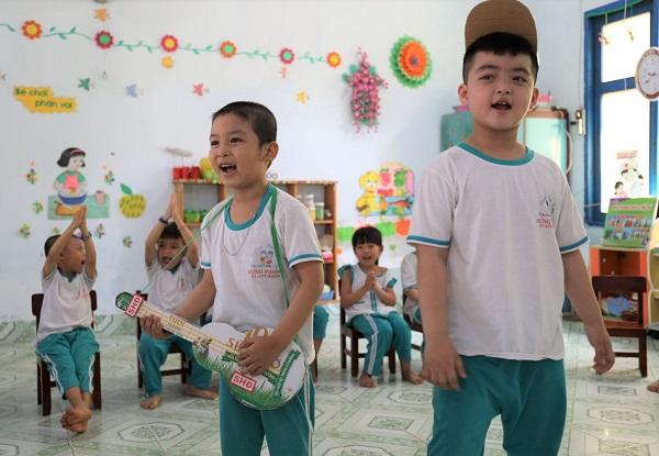 """4 năm Sữa học đường đồng hành cùng học sinh Bến Tre đã thu """"trái ngọt"""" 4"""