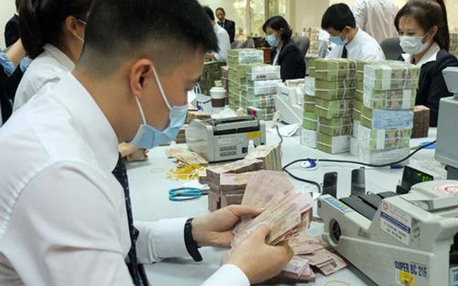 Giao dịch trên liên ngân hàng tiếp tục tăng 1