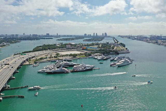 Sức hấp dẫn của BĐS bên bến du thuyền: Từ Miami đến vịnh di sản 2