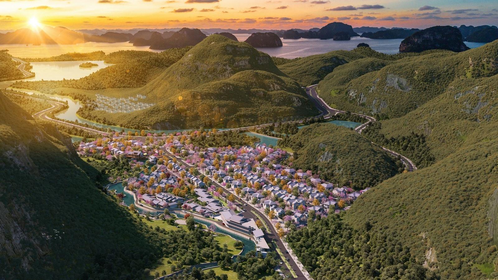 Suối khoáng nóng Quang Hanh - tâm điểm nghỉ dưỡng phía Bắc của giới thượng lưu 6