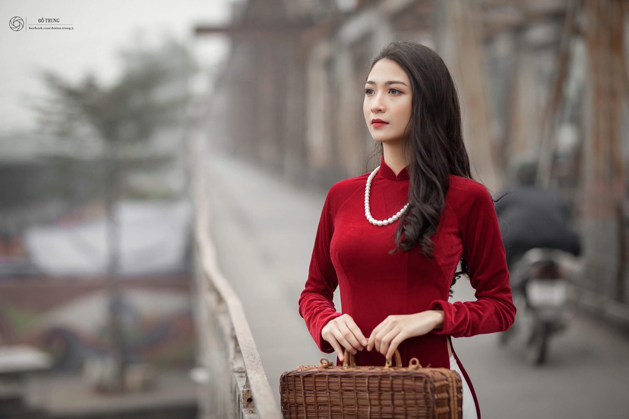 Nhan sắc quyến rũ của nữ diễn viên từng thi Hoa hậu Việt Nam Thư Vũ 6