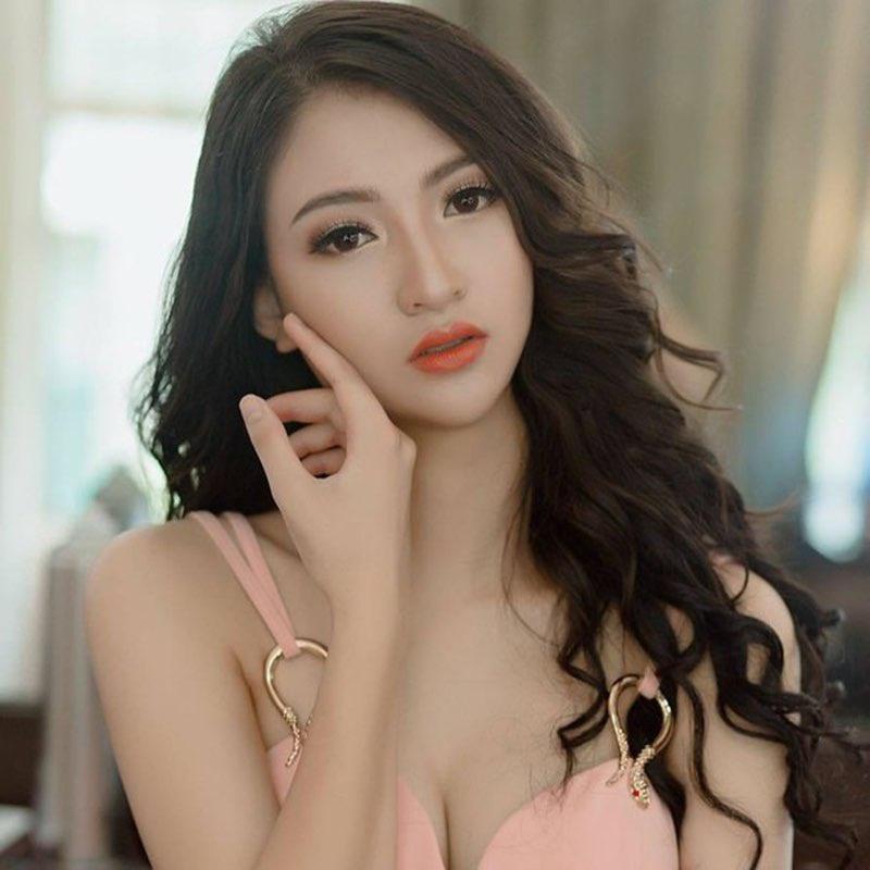 Nhan sắc quyến rũ của nữ diễn viên từng thi Hoa hậu Việt Nam Thư Vũ 8