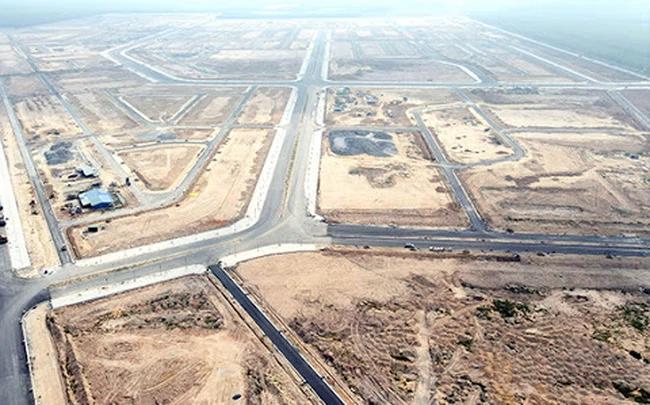 Đẩy nhanh tiến độ bàn giao đất làm sân bay Long Thành 1