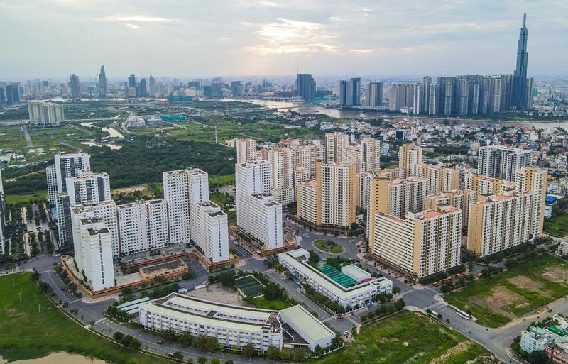 3.790 căn hộ phục vụ tái định cư Khu đô thị mới Thủ Thiêm được TP HCM bán đấu giá lần 3 5