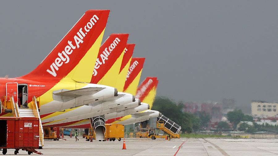 Lợi nhuận quý 1/2021 của Vietjet đến từ phát triển dịch vụ hàng không, đầu tư dự án 5