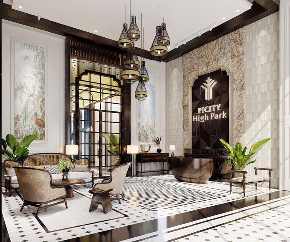 Một trong những điều tuyệt vời nhất khi trải nghiệm tòa tháp Park 1 tại khu căn hộ resort Picity High Park là được tận hưởng vẻ sâu lắng của Sài Gòn xưa, cảm nhận sự thanh lịch, tinh tế của phong cách Indochine.