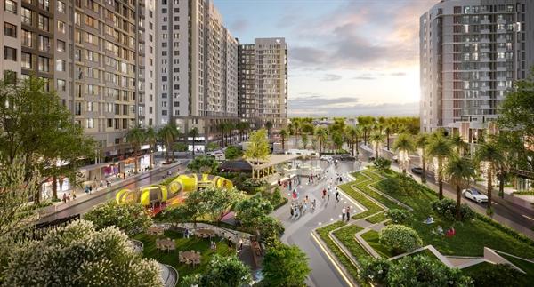 Savills chính thức trở thành đơn vị quản lý vận hành dự án Picity High Park 1