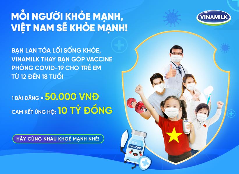 Phát động chương trình Vaccine - hành trình miễn dịch 4