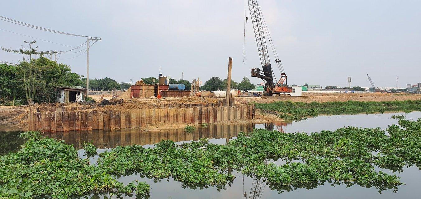 Bình Dương: Xử phạt chủ đầu tư công trình dự án Hồ Gươm Xanh 3
