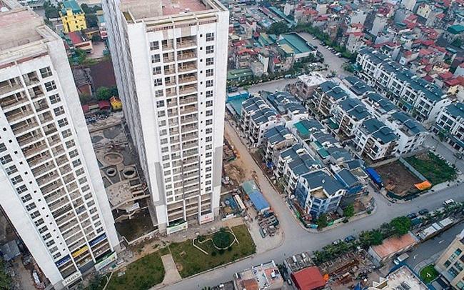 Thị trường bất động sản Hà Nội và TP.HCM đang đi hướng ngược chiều nhau 1