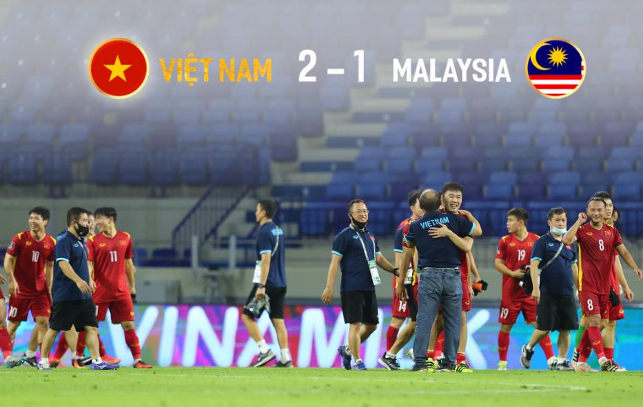 Tinh thần thi đấu và thể lực bển bỉ của đội tuyển Việt Nam, sẵn sàng tranh ngôi đầu bảng ở trận cuối 1