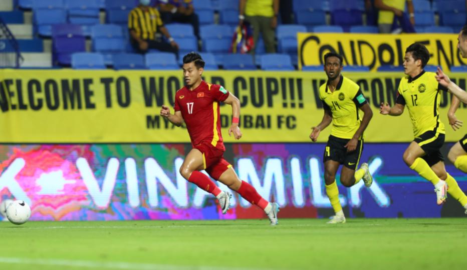 Tinh thần thi đấu và thể lực bển bỉ của đội tuyển Việt Nam, sẵn sàng tranh ngôi đầu bảng ở trận cuối 3