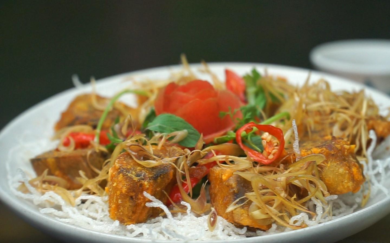 Thưởng thức ẩm thực chay tại Yên Tử 3