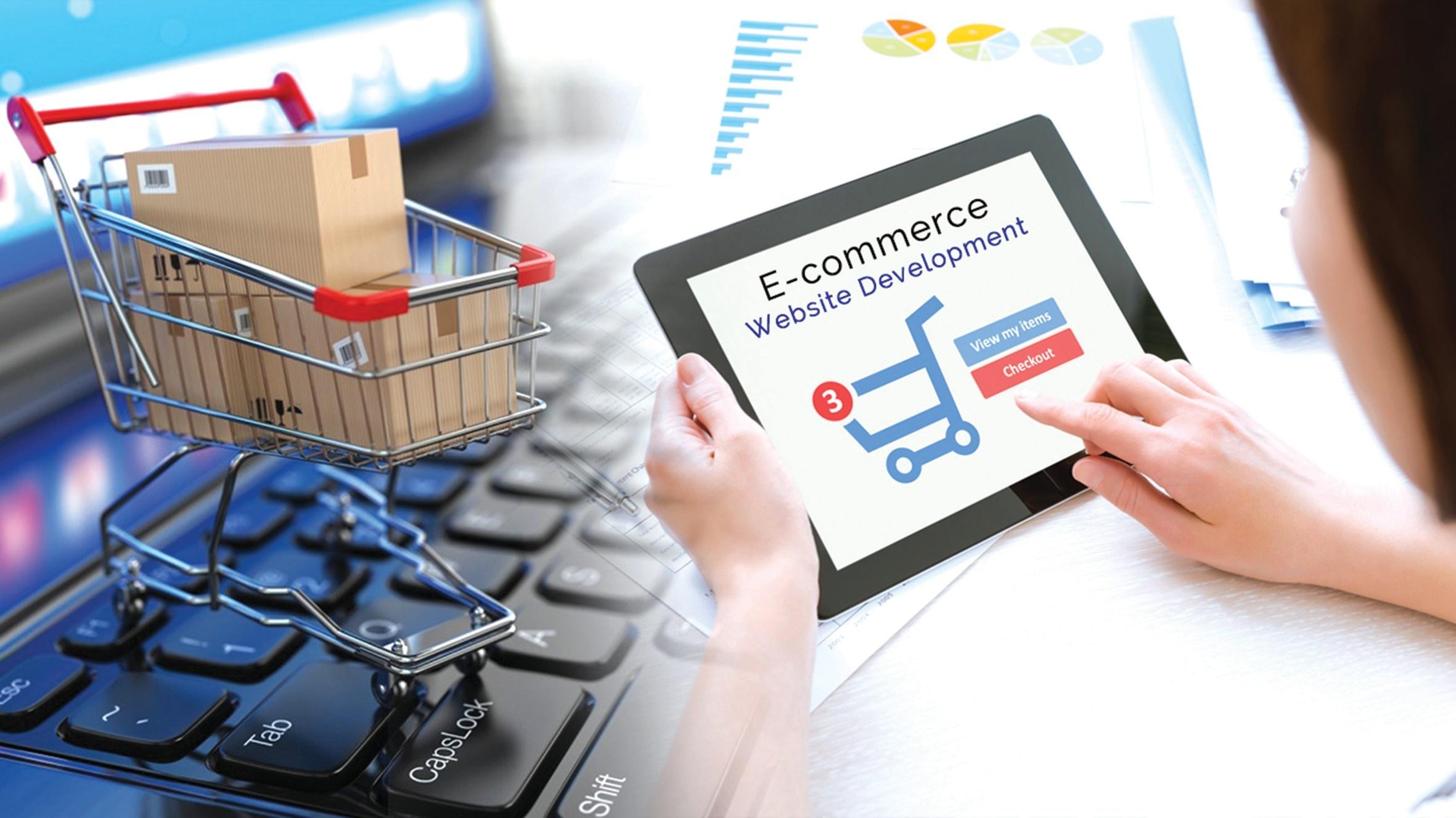 """Ngân hàng bắt tay """"chợ mạng"""" thúc đẩy thanh toán trực tuyến 3"""