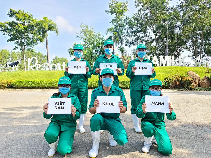 """""""Bạn khỏe mạnh, Việt Nam khỏe mạnh"""" - Chiến dịch của Vinamilk về sức khỏe cộng đồng và cùng ủng hộ Vaccine cho trẻ em 6"""