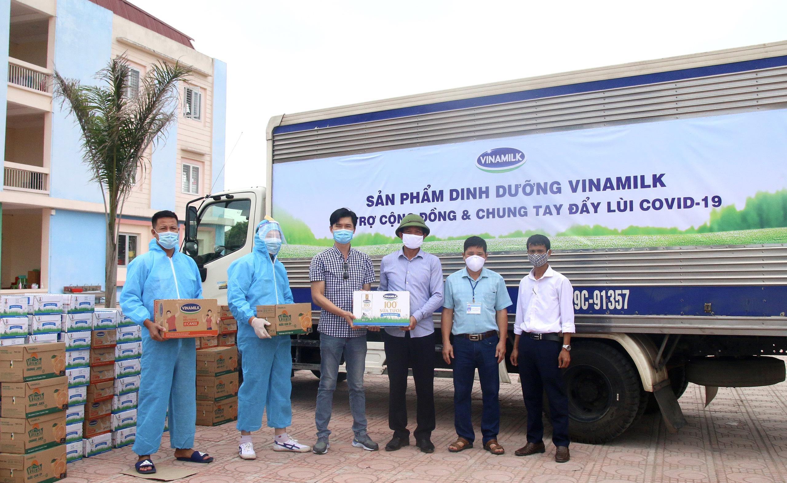 """""""Bạn khỏe mạnh, Việt Nam khỏe mạnh"""" - Chiến dịch của Vinamilk về sức khỏe cộng đồng và cùng ủng hộ Vaccine cho trẻ em 7"""
