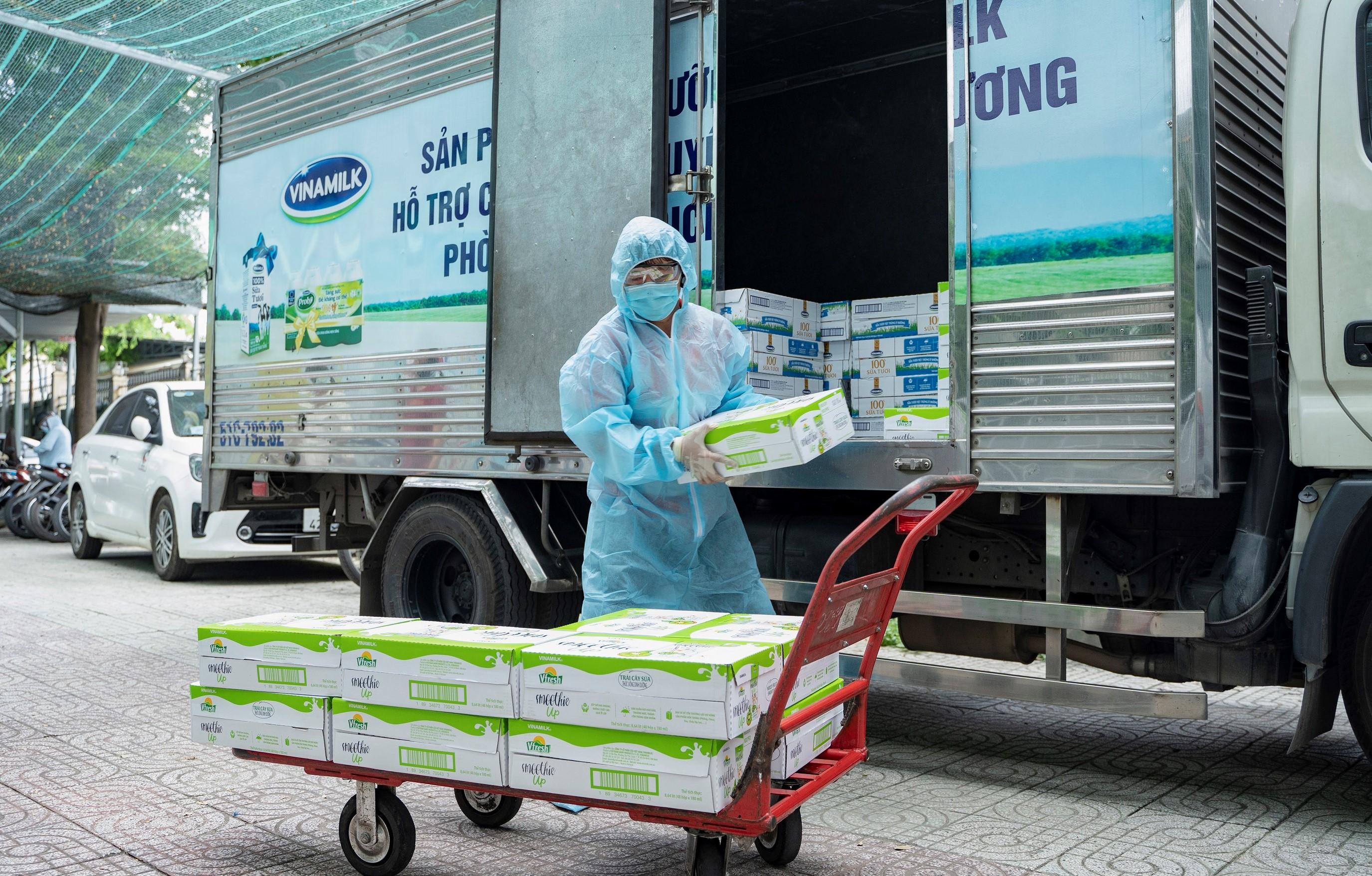 """""""Bạn khỏe mạnh, Việt Nam khỏe mạnh"""" - Chiến dịch của Vinamilk về sức khỏe cộng đồng và cùng ủng hộ Vaccine cho trẻ em 8"""