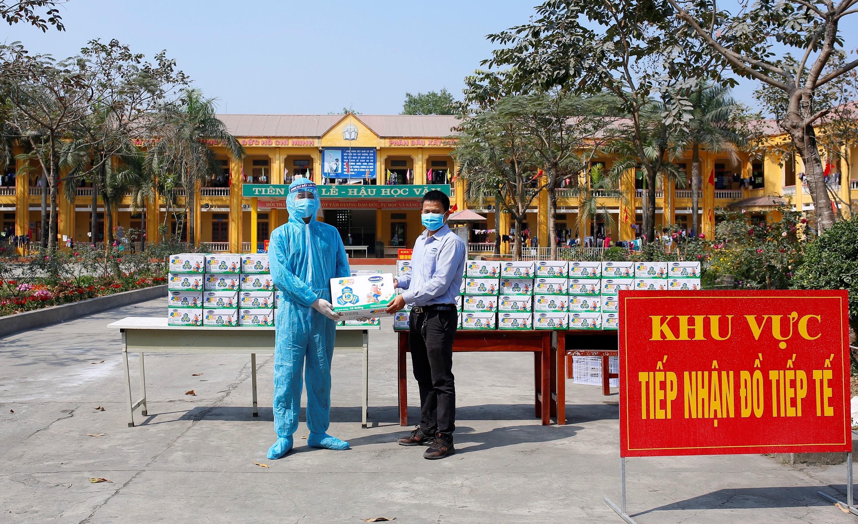 """""""Bạn khỏe mạnh, Việt Nam khỏe mạnh"""" - Chiến dịch của Vinamilk về sức khỏe cộng đồng và cùng ủng hộ Vaccine cho trẻ em 9"""