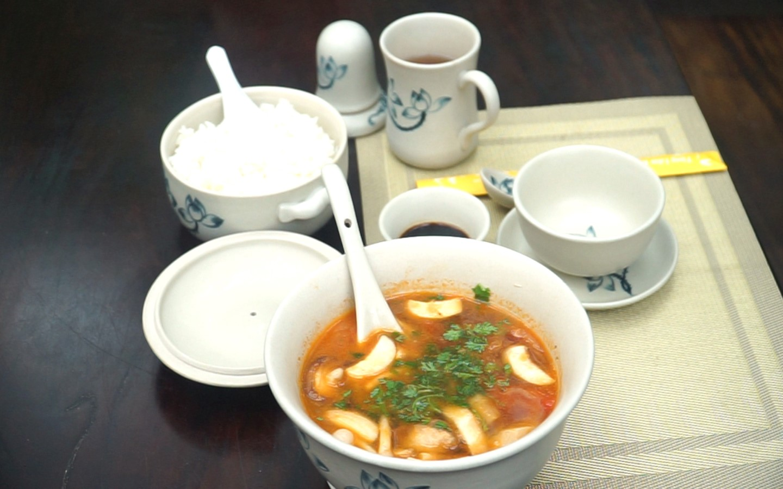 Thưởng thức ẩm thực chay tại Yên Tử 5