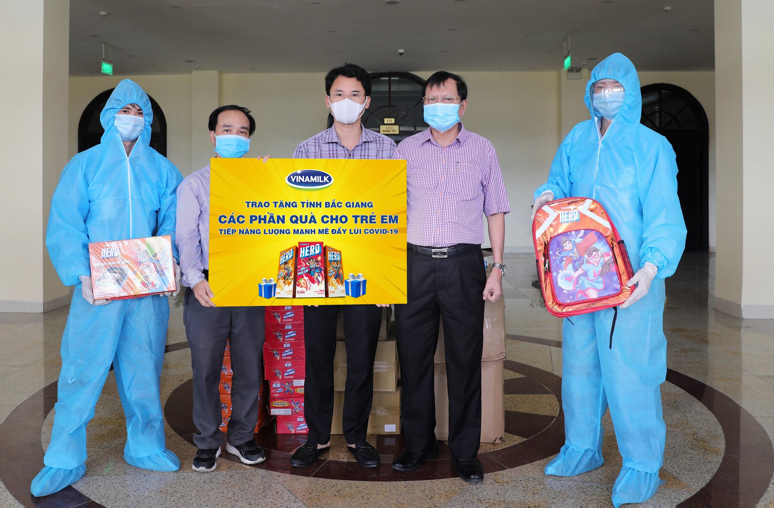 """""""Bạn khỏe mạnh, Việt Nam khỏe mạnh"""" - Chiến dịch của Vinamilk về sức khỏe cộng đồng và cùng ủng hộ Vaccine cho trẻ em 11"""