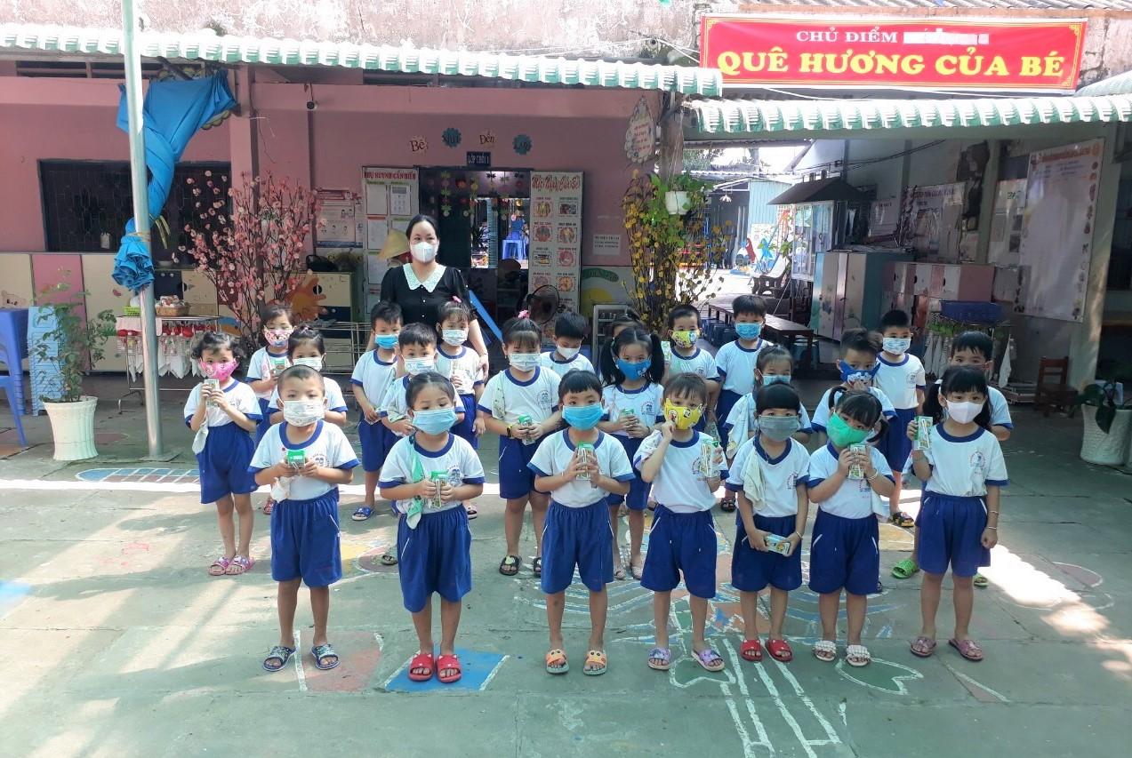 """""""Bạn khỏe mạnh, Việt Nam khỏe mạnh"""" - Chiến dịch của Vinamilk về sức khỏe cộng đồng và cùng ủng hộ Vaccine cho trẻ em 13"""