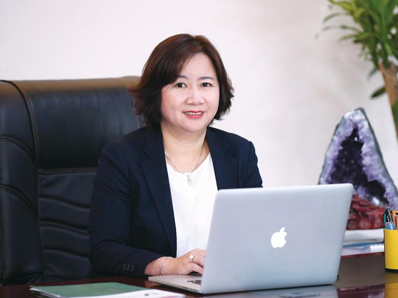CEO Nguyễn Hương - Nguồn: Báo Đầu Tư