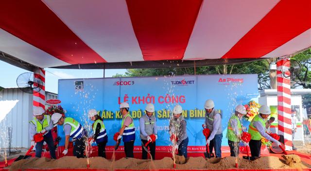 Nhiều sai phạm tại dự án Khu đô thị Sài Gòn Bình An 2