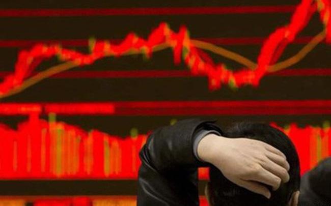 Thị trường đỏ rực, cổ phiếu chứng khoán nằm sàn hàng loạt 1