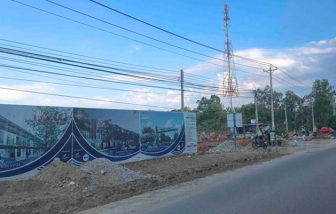 """Ninh Thuận phát hiện hàng loạt dự án bất động sản bán """"lụi"""" 1"""